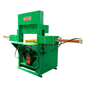 Hydraulic Splitting Machine - Closed Frame Type Wide Side Blade