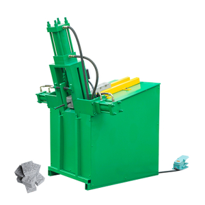 The Hydraulic Cubic Splitting Machine