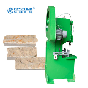 BESTLINK Electric Stone Splitting Machine for Slate Sandstone and Mushroom Stone