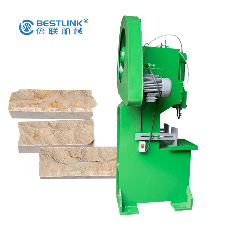 Bestlink Factory Automatic Mushroom Face Stone Edge Cutting Machine for Sale