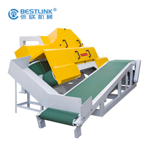 Bestlink factory Thin Stone Veneer Saw Equipment with Belt 30HP 60HP
