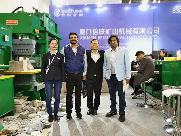 2019 Xiamen International Stone Fair Was Completed Successfully 1