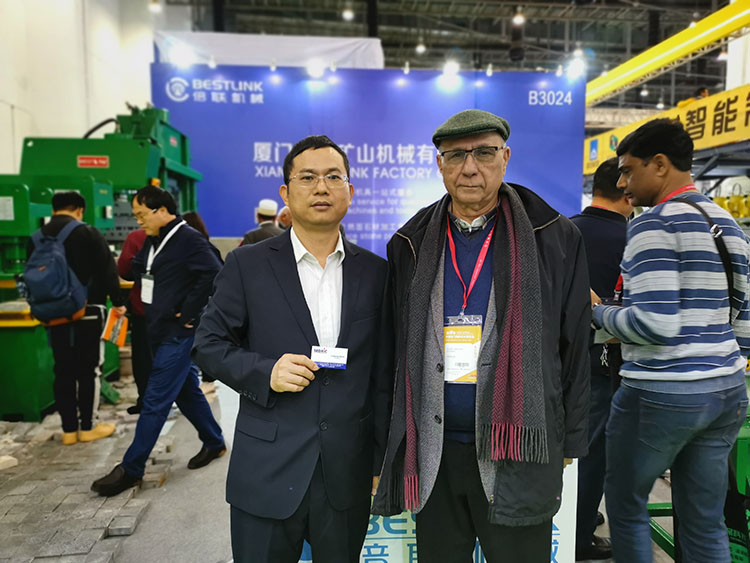 2019 Xiamen International Stone Fair Was Completed Successfully 2