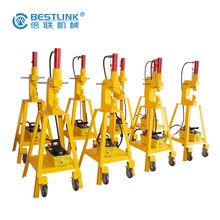 Electric Small Hydraulic Granite Marble Stone Splitting Machine
