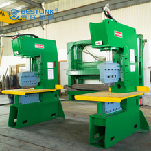 Bestlink Factory Price Stone Guillotine Machine for Making Pavers