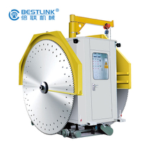 Bestlink Factory Double Blade Granite Block Cutting Mining Machine