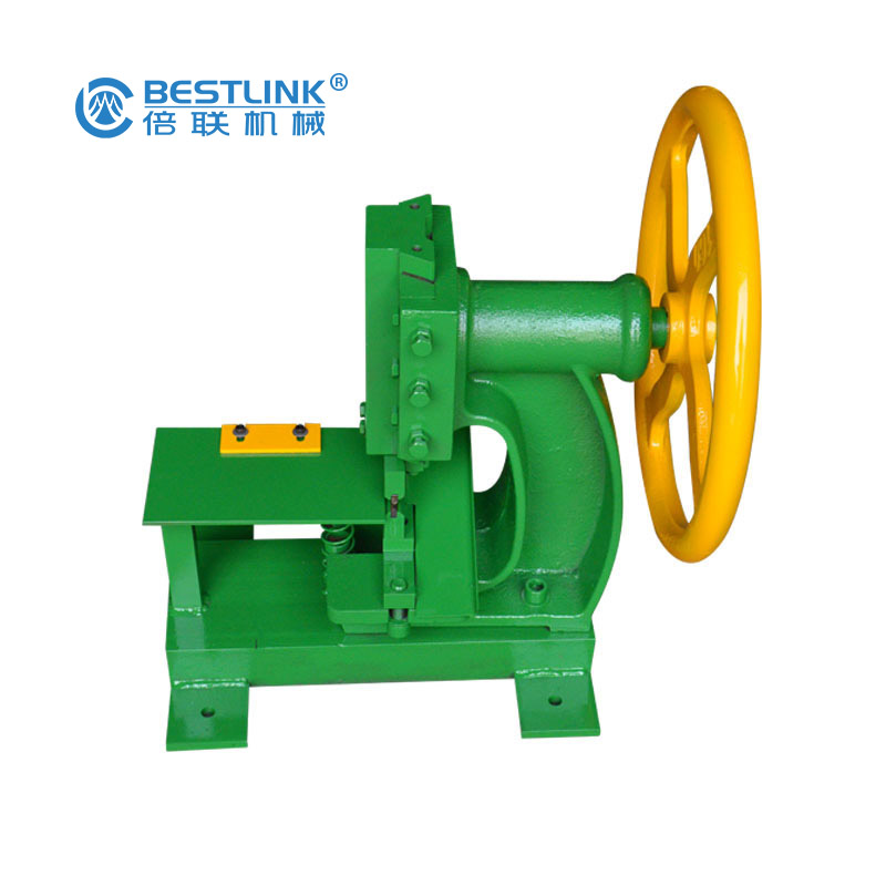 Bestlink factory Manual Mosaic Stone Cutting Machine with Stand Plateform