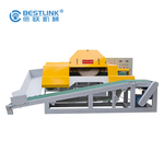 Thin Stone Veneer Mighty Saw for Making 90 Degree Corner