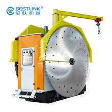High Quality Double Blade Block Mining Machine