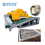 Natural Stacked Feature Stone Wall Cladding Sawing Machine