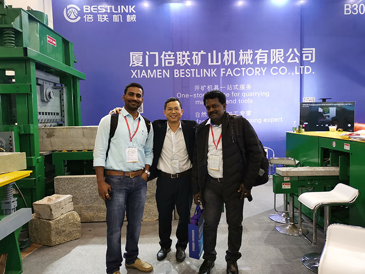 2019 Xiamen International Stone Fair Was Completed Successfully 4