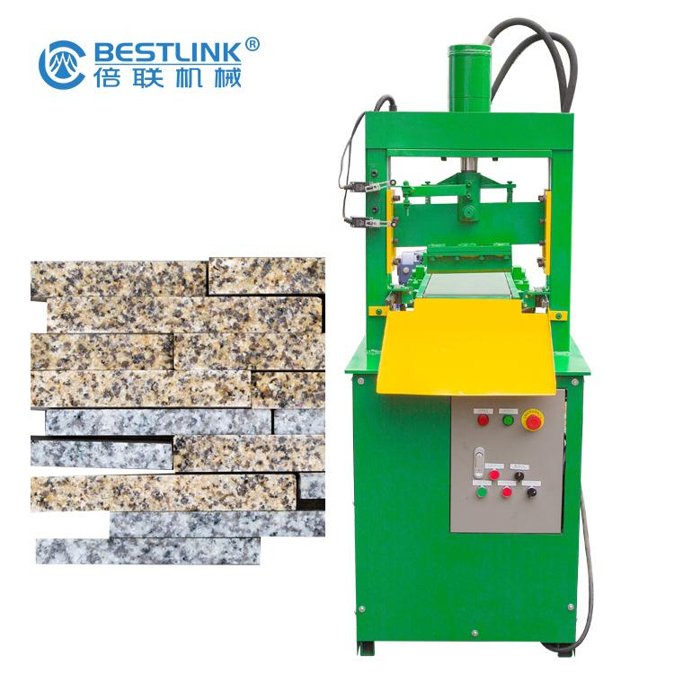 wall cladding stone splitting machine 5